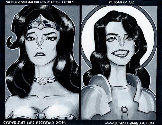 Line Wonder Drawing Woman