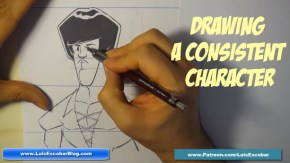 Drawing a Consitent Character