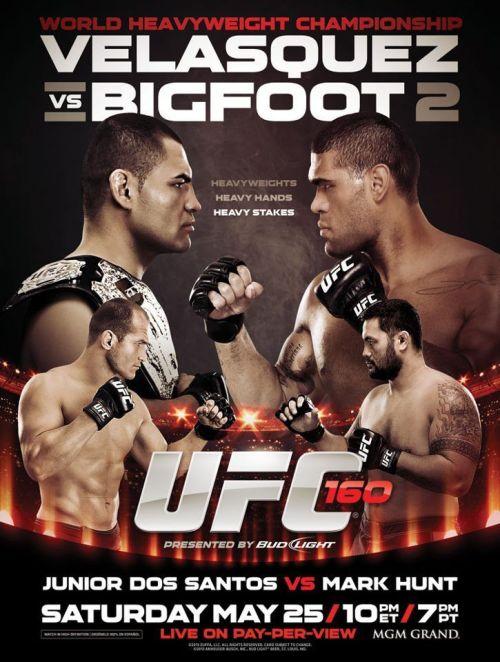 UFC-160