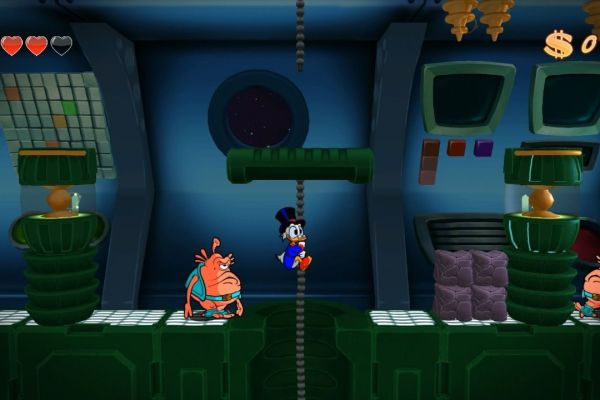 Reseña DuckTales Remastered
