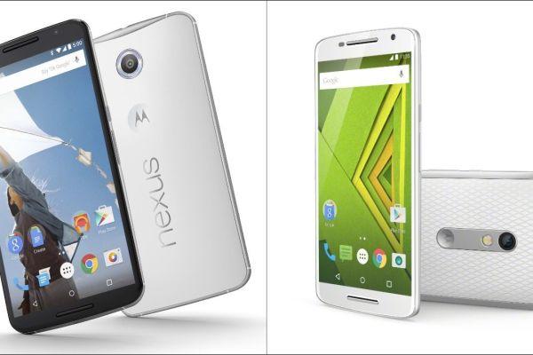 ¿Nexus 6 o Moto X Play?