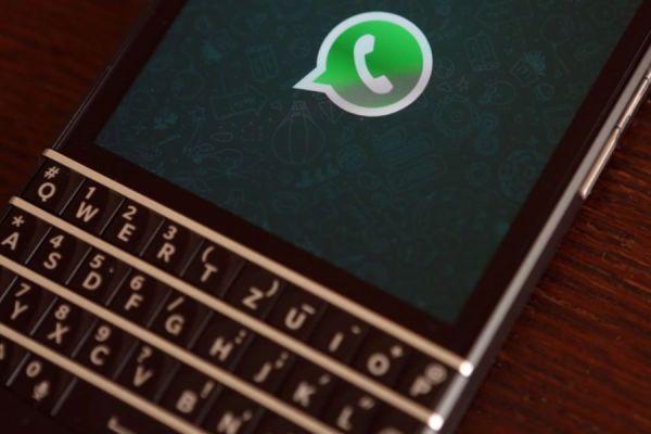 whatsapp para blackberry y nokia