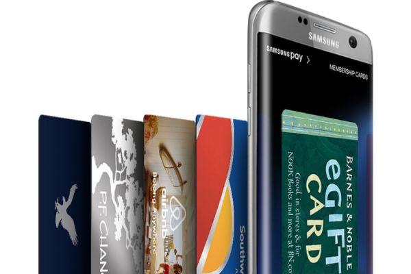 samsung pay en iPhone