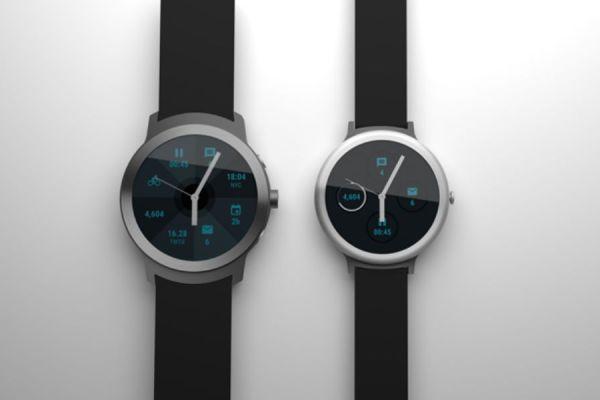smartwatches de google