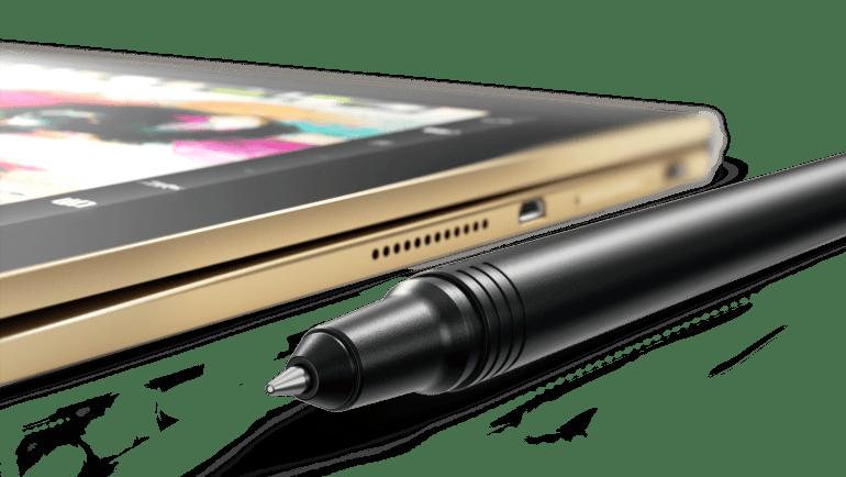 Lápiz óptico Real Pen de la nueva Yoga Book de Lenovo