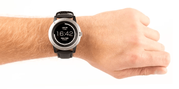 smartwatch autónomo