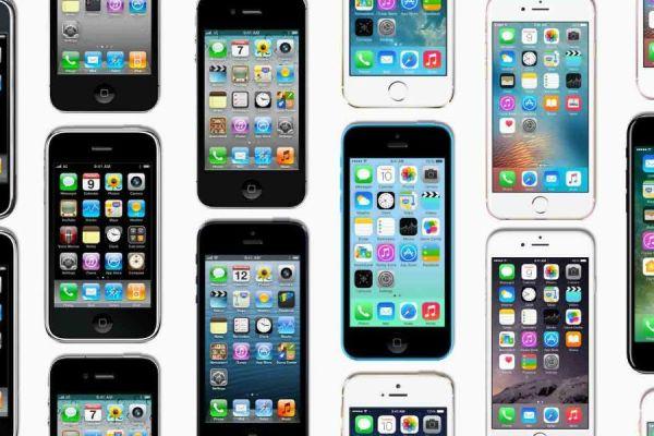 décimo aniversario de la presentación del iPhone