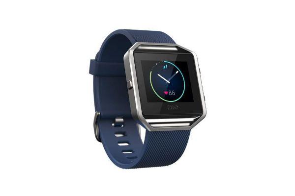 actualización del Fitbit Blaze