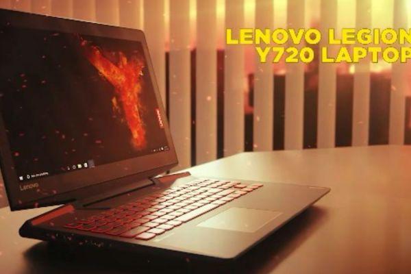 Lenovo laptop gamer