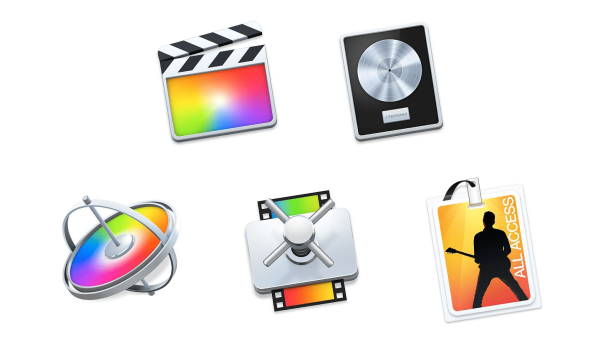 Apps profesionales de Mac