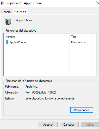 usar iphone desde pc