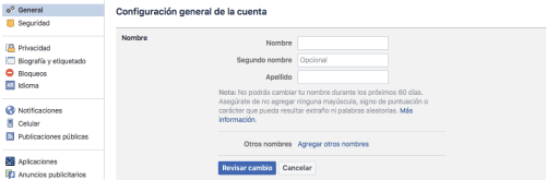 como ser invisible en facebook