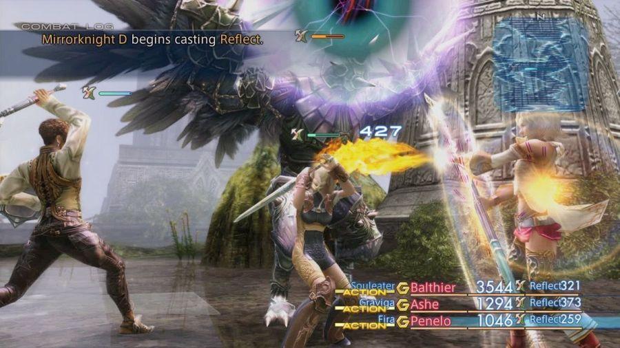 remaster de Final Fantasy XII