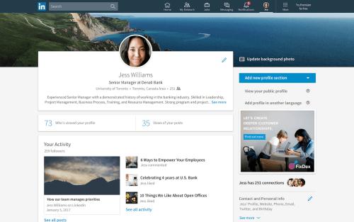 Como potenciar LinkedIn. Los mejores perfiles de LinkedIn. Ejemplos de extractos en LinkedIn. Mejorar tu perfil en Linkedin. Ejemplos de buenos perfiles en LinkedIn. Ejemplos de extractos en LinkedIn.