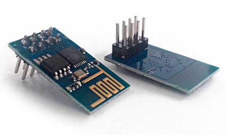 arduino esp01 esp8266 componente - Electrogeek