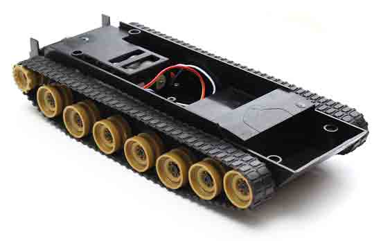 arduino proyecto tanque chasis 2 - Electrogeek