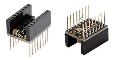 arduino tmc2100 tmc2130 tmc2208 protector - Electrogeek