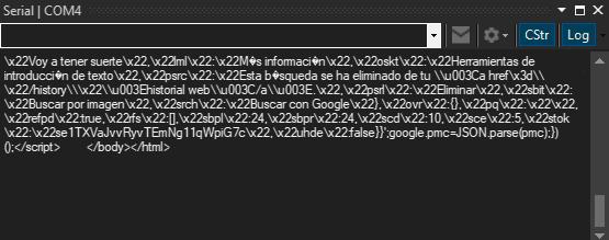 esp8266 cliente demo - Electrogeek