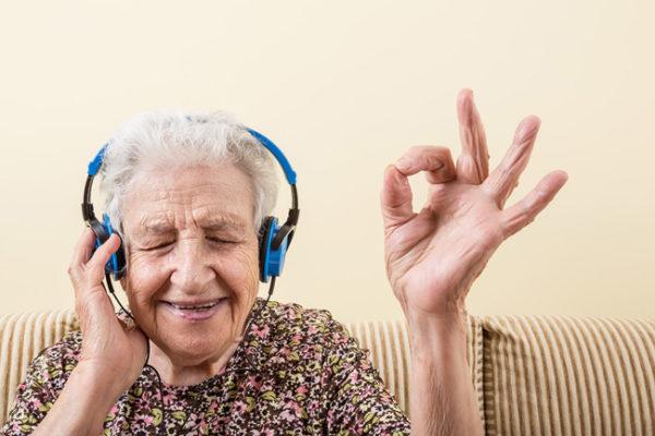 O pode da música atua de forma intensa nos doentes de moléstias neuro-degenerativas.