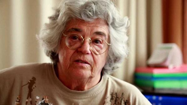 A arqueóloga franco-brasileira Niède Guidon, diretora e mentora do Parque Nacional da Serra da Capivara, Piauí.