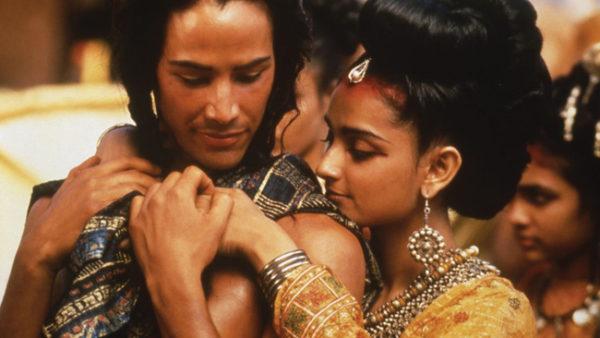 Cena do filme O Pequeno Buda.