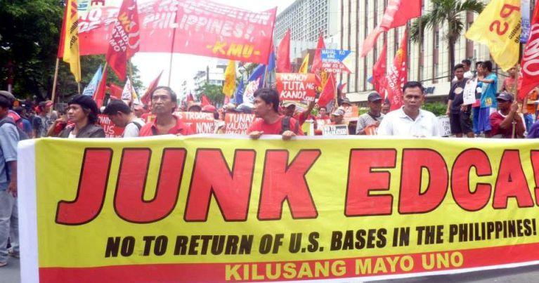 Junk EDCA (Sarah Raymundo/Arkibong Bayan)