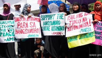 Bayanihang Bangsamoro (OPAPP Photo)