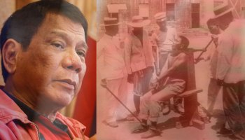 Rodrigo Duterte for death penalty
