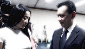 Sonny Trillanes, Mocha Uson chat after Senate hearing