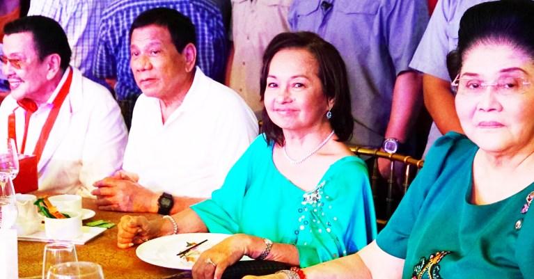 Estrada, Duterte, Arroyo, Marcos