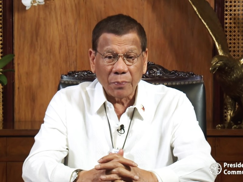 Rodrido Duterte