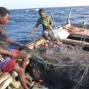 Um carpinteiro entre pescadores
