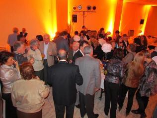 30 AÑOS. El Rotary Barnech festejó el sábado su aniversario