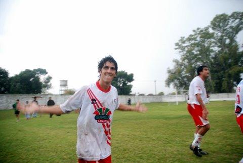Fredes, el hombre de los goles importantes