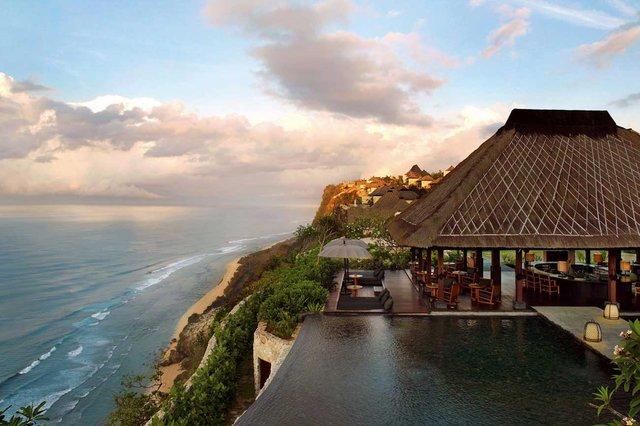 Bali resorts, 5 star luxury hotels on the ocean – Bulgari Hotel Resort