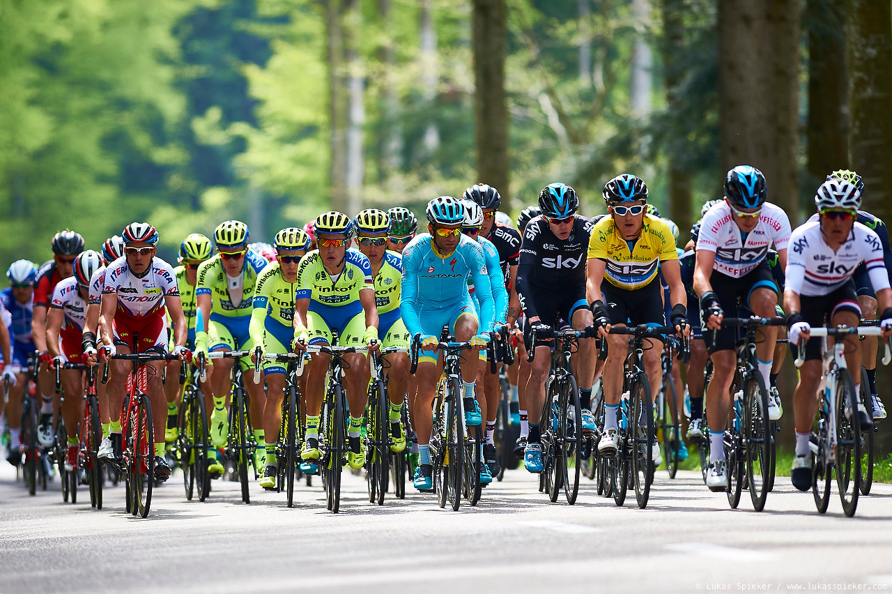 Tour de Romandie 2015 photos