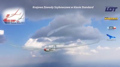 Permalink to:Krajowe Zawody Szybowcowe w klasie Standard – Stalowa Wola 2018