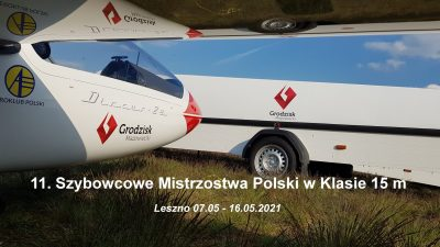 Permalink to:11. Mistrzostwa Polski w klasie 15m, Leszno (2021)