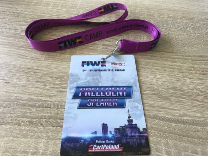 FIWE – fitness trade show