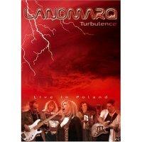 DVD: Landmarq Turbulence, photos from a live concert at Wyspianski Theatre, Katowice, Poland