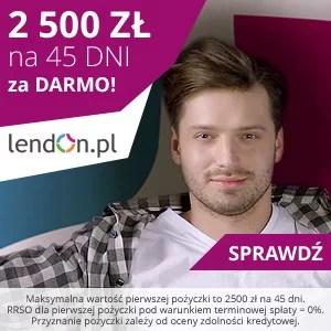 lendon promocje