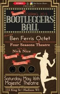Bootleggers Ball Poster