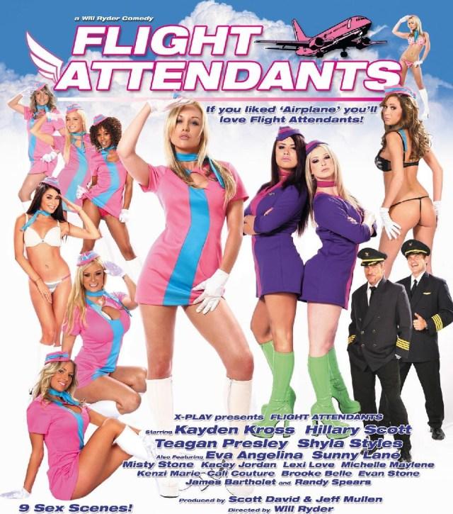 Flight Attendants Front Box