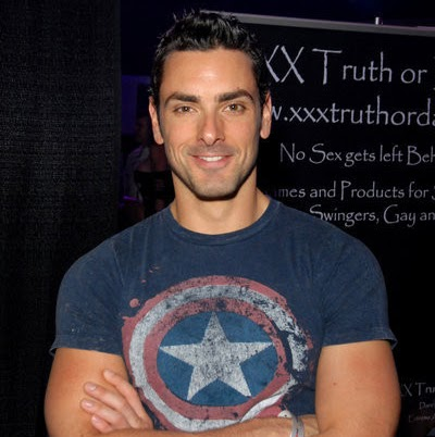 01/20/2012 - Ryan Driller - AVN Adult Entertainment Expo - Day 3 - Hard Rock Hotel - Las Vegas, NV, USA - Keywords: Adult Video News Orientation: Portrait Face Count: 1 - False - Photo Credit: Glenn Francis / PR Photos - Contact (1-866-551-7827) - Portrait Face Count: 1