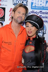Heaven and Hell Halloween Bash 2013 - Will Ryder with ??