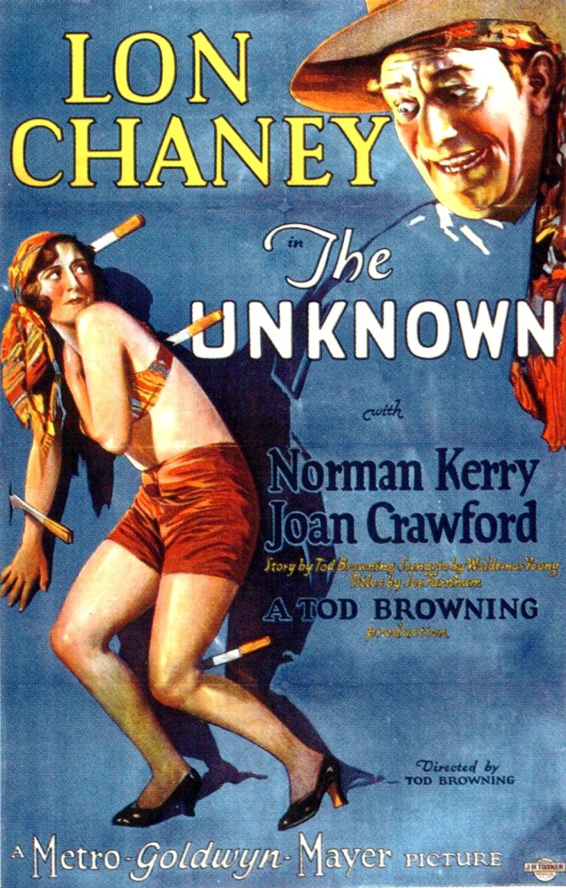 The Unknown 1927