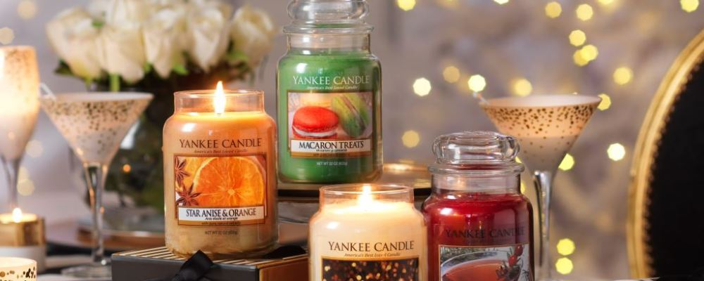 The Best Smelling Party Around | Yankee Candle Holiday Party Collection
