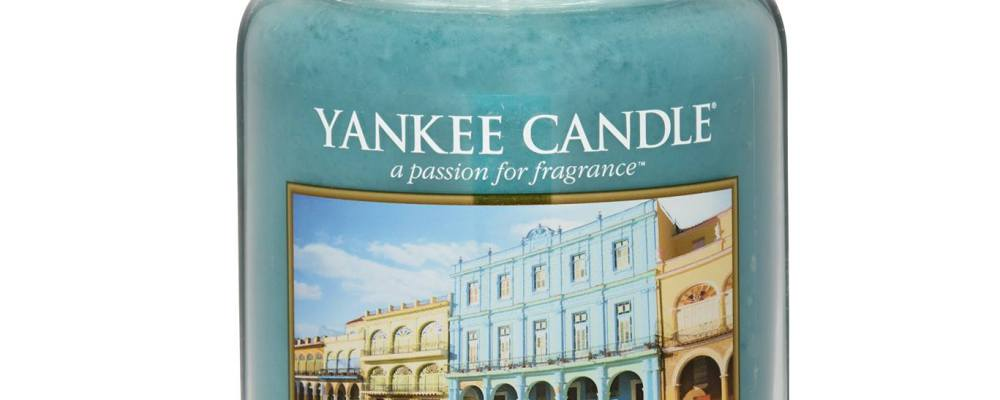 The Smell Of Old Havana | Yankee Candle Viva Havana Collection