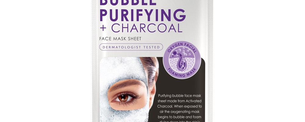 The Cleansing Effect Of Bubbles | Skin Republic Bubble Purifying Charcoal Face Mask