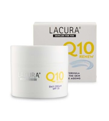 Amazingly Soft Skin Can Be Found In Your Local Supermarket  | Aldi Lacura Q10 Renew Anti-Wrinkle Skincare